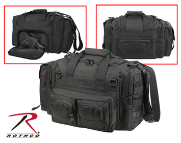 CONCEALED CARRY BAG - BLACK