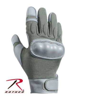 FOLIAGE CUT /FLAME & HEAT RESISTANT HARD KNUCKLE GLOVE